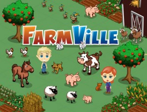 Facebook hra FarmVille