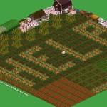 Návod na online hru Farmville